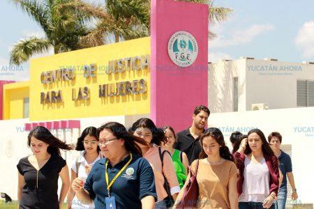 Certifican mejora del Centro de Justicia para las Mujeres de Yucatán