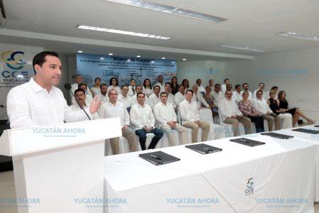 Respalda Mauricio Vila las quejas contra las altas tarifa de CFE