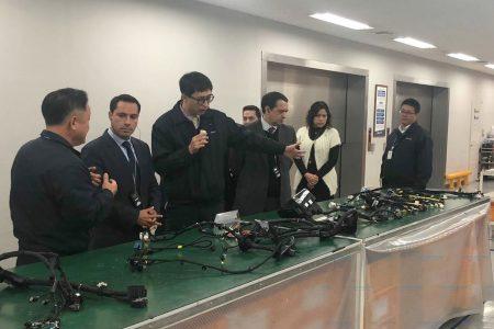 Yucatán sería parte de una plataforma de exportación de empresas japonesas