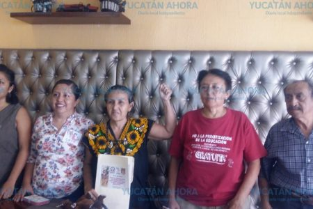 En suspenso el liderazgo de la CNTE en Yucatán