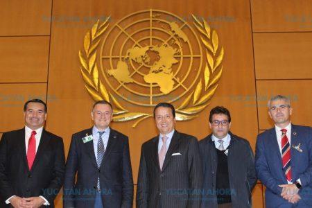 Europeos se interesan por retos y avances del desarrollo sustentable de Mérida