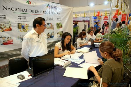 La Feria de Empleo 2018 oferta trabajos con sueldo entre $4 mil 500 a $18 mil mensuales