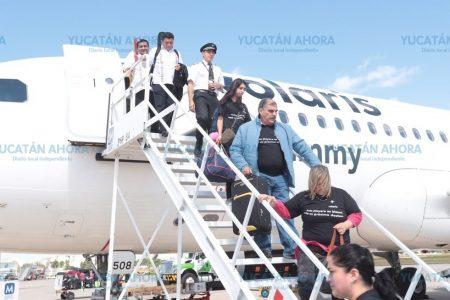 Más turismo y negocios por nuevo vuelo Mérida-Silao, Guanajuato