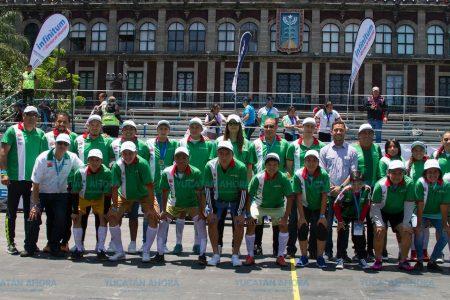 Eligen a yucatecos para representar a México en el Homeless World Cup 2018