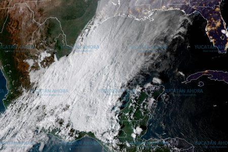 Serán varios días de lluvias, evento de norte y oleaje elevado