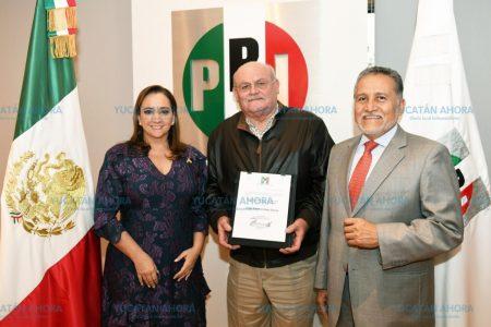 Ex gobernador de Campeche es el nuevo delegado del PRI nacional en Yucatán