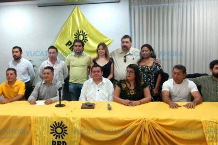 Corrientes del PRD unen fuerzas para pedir renuncia de su líder estatal