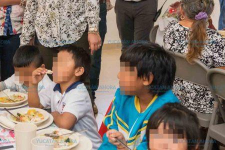 Bajo protección del Gobierno los hijos de mujer fallecida en el sur de Mérida