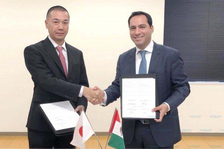 Japoneses vendrán a Yucatán a construir autopartes