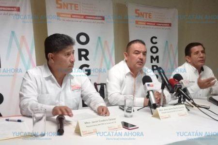 Cambio estructural del SNTE no afectará a las secciones 33 y 57, garantizan