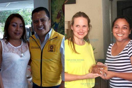 Presidente del PRD en Yucatán se burla de ex candidatas porque limpian casas y bañan perros
