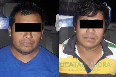 SSP detiene a sujetos que dispararon contra jóvenes de Tzucacab