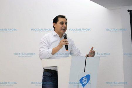 Nuevo dirigente panista promete retomar las banderas ciudadanas