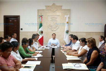 Mérida va por el rezago cero en obra pública