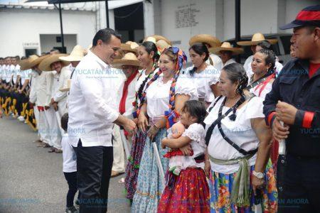 El alcalde Renán Barrera subraya alcances de la Policía Municipal
