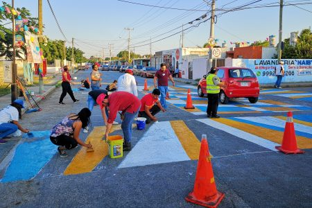Generan comunidad  vecinal por medio del  #FestivalDeLaCalle