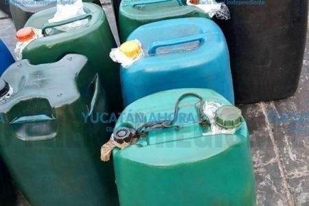 Inician proceso penal a encargado de venta ilegal de hidrocarburo
