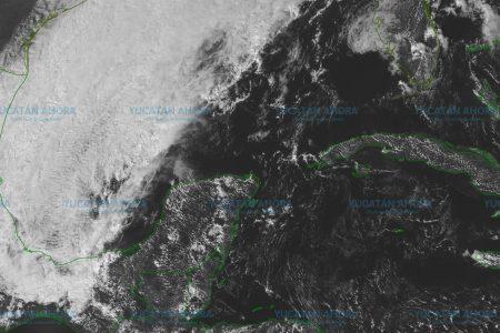 Monstruosa aproximación del frente frío 10 a Yucatán: esta noche entra