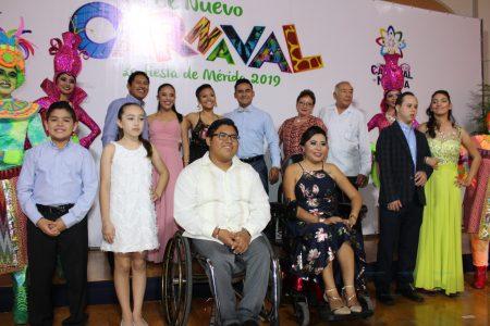 Mérida ya tiene reyes del Carnaval 2019