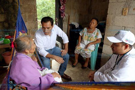 'Médico a domicilio', con cabal salud a un mes de su arranque