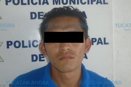 Detienen en Mérida a sujeto buscado en violentas ciudades de México