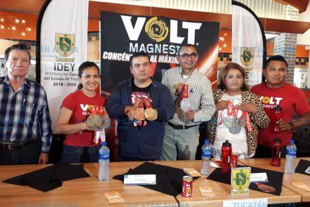 Torneo de artes marciales mixtas en La Inalámbrica