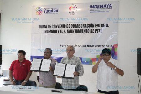 Acciones del Indemaya ya no se quedan solo en Mérida