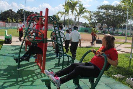 Con diversas actividades buscan reactivar la Unidad Deportiva Villapalmira