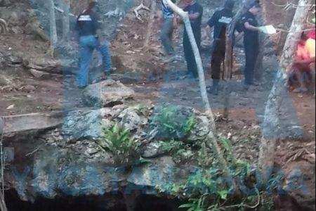 Trágico paseo en un cenote: remolino succiona a un adolescente de 15 años