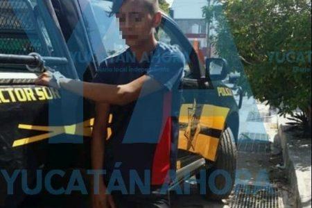 Extiende su radio de acción delincuente juvenil: roba de Ciudad Caucel a la Morelos
