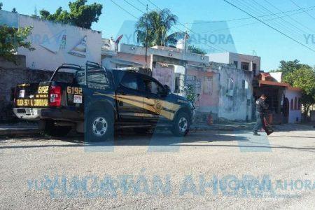 Le cae a varillazos a sus suegros, en el sur de Mérida