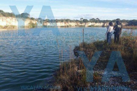 Tragedia en la aguada de Mulchechén: se ahoga un joven ante la mirada de su esposa