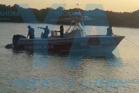 Por la borrachera y el susto, olvidaron que eran cinco los que cayeron al mar