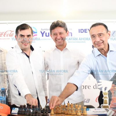 Impulso al ajedrez infantil en el 'Carlos Torre Repetto in Memoriam'