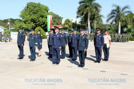 Otorgan ascensos en el Ejército, la Fuerza Aérea y la Armada