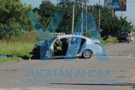 Policía caído en cumplimiento de su deber en Mérida