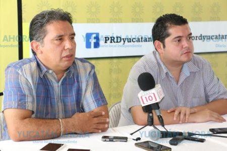 Perredistas quieren la cabeza de su presidente estatal, Alejandro Cuevas
