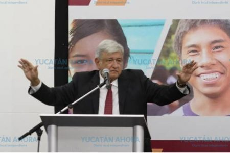 Abren inscripciones para becas bachillerato que ofreció López Obrador
