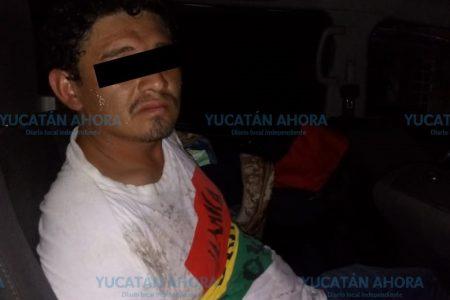 Ladrones cómodos: viajaron en mototaxi para ir a robar a casas de Kanasín