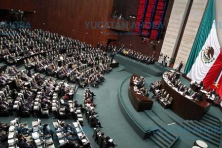 Diputados federales recibirán 46 mil pesos de aguinaldo por cuatro meses de trabajo
