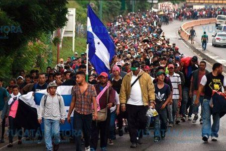 Migración centroamericana, resultado del intervencionismo de Estados Unidos