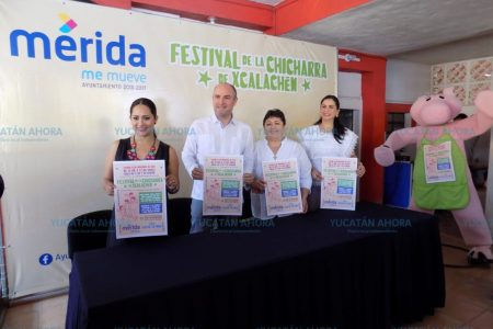 Anuncian la cuarta edición del Festival de la Chicharra de Xcalachén
