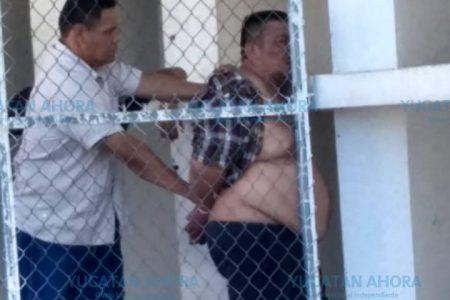 Pese a sus cuatro defensores, homicida de policía yucateco se queda en prisión