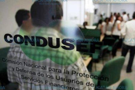 Esperan aumento de denuncias contra bancos en la Condusef