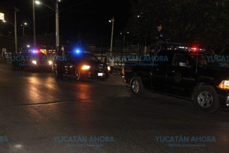 Enfrentamiento a tiros en el sur de Yucatán: cuatro heridos con arma de fuego