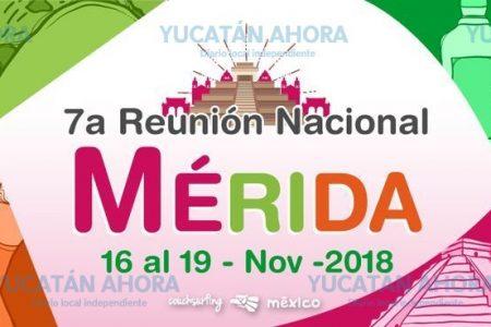 Encuentro nacional de anfitriones de couchsurfing en Mérida