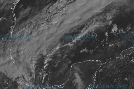 Norte en camino: este lunes sus primeras lluvias en Yucatán
