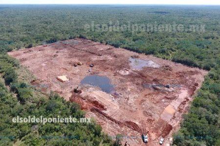 Acusan a Keken de depredar el medio ambiente y dañar vestigios mayas
