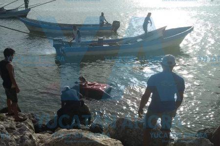 Se costea empleado doméstico: se va al mar en un auto de su patrón