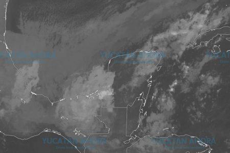 Ya está en Yucatán el frente frío 12 y trae mucha lluvia